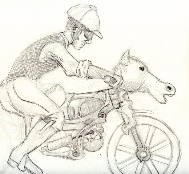 Shock - Iron Horse